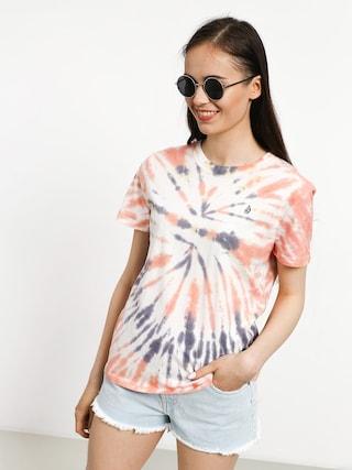 T-shirt Volcom Zipn N Tripn Wmn (mlt)