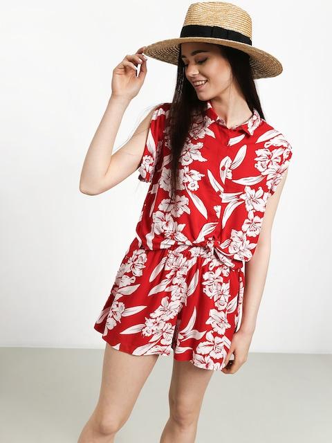 Koszula Volcom Aloha Ha Wmn (red)