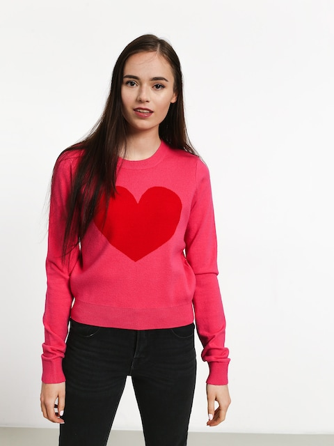 Sweter Volcom Gmj Heart Sweater Wmn (epk)