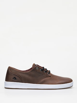 Buty Emerica The Romero Laced (brown/grey/white)