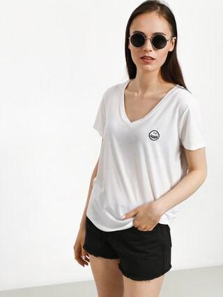 T-shirt Volcom Volneck Wmn (wht)