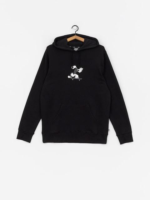 Bluza z kapturem HUF Popeye Skates HD (black)