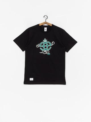 T-shirt Elade Icon Happy (black)