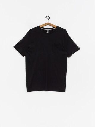 T-shirt Volcom Solid Pocket (blk)