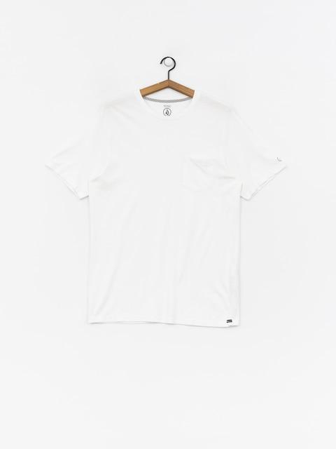 T-shirt Volcom Solid Pocket