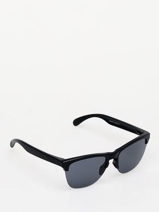 Okulary przeciwsłoneczne Oakley Frogskins Lite (matte black/grey)