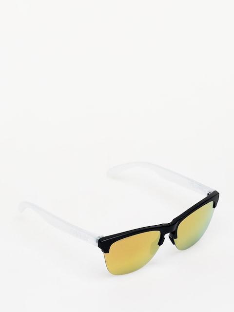 Okulary przeciwsłoneczne Oakley Frogskins Lite (matte black/prizm rose gold)