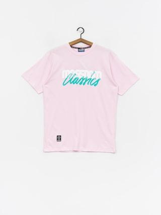 T-shirt MassDnm Postscript (light pink)