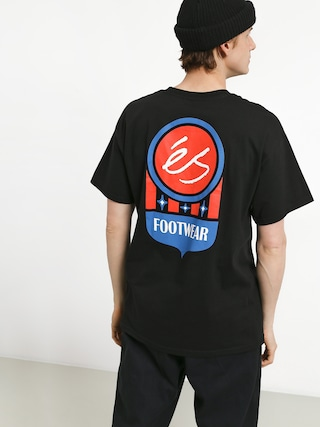 T-shirt Es Court Logo (black)