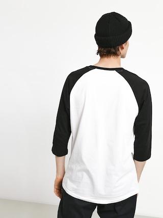 Koszulka Vans Classic Raglan 3I4 (white/black)