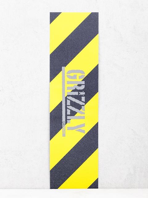 Papier Grizzly Griptape Hazard Stamp Griptape (yellow)