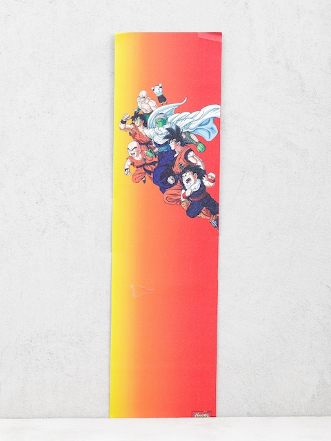 Papier Primitive Dbz Team (gradient)