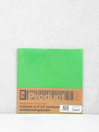 Papier Superior 4 Sheets Grip (green)
