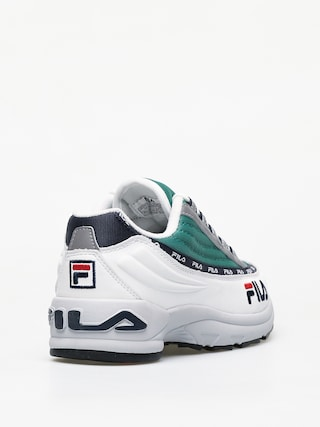 Buty Fila Dragster 97 Wmn (white/shady glade)