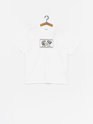 T-shirt Carhartt WIP Good Bye X Pass Port (pass port white)