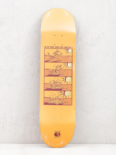 Deck Carhartt WIP Hot Hot X Pass Port (pastel coral)