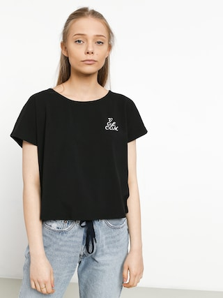 T-shirt Volcom Animal Hour Wmn (blk)