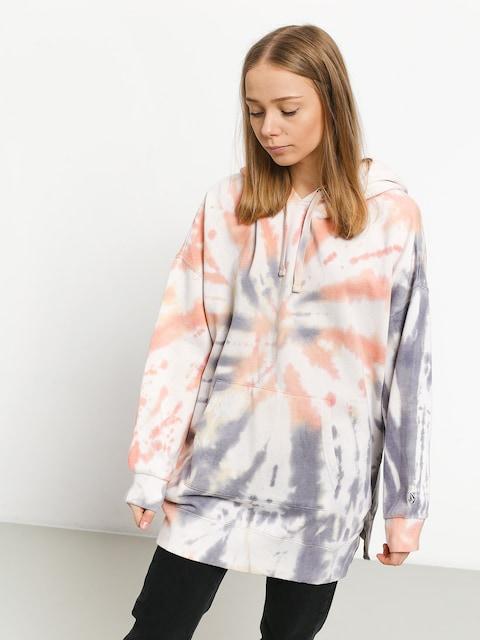 Bluza z kapturem Volcom Zipn N Tripn HD Wmn (mlt)