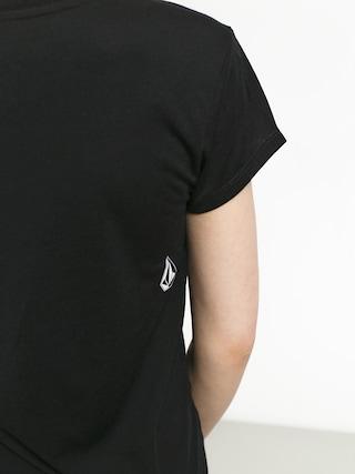 T-shirt Volcom Easy Babe Rad 2 Wmn (blk)