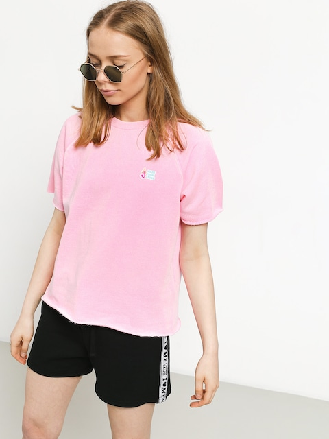 T-Shirt Volcom Neon And On Crew Wmn