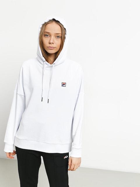 Bluza z kapturem Fila Ada HD Wmn (bright white)