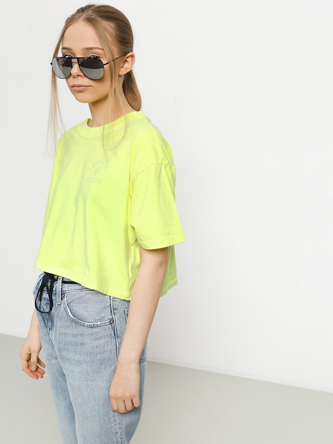 T-shirt Volcom Neon And On Wmn