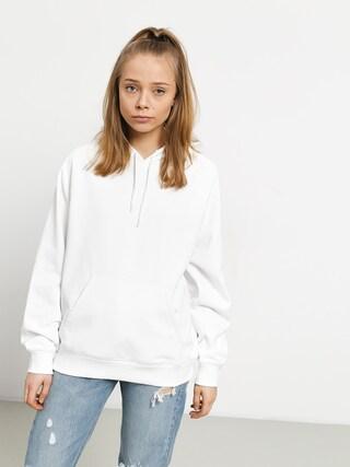 Bluza z kapturem Carhartt WIP Chase HD Wmn (white/gold)