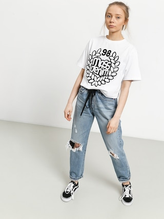 T-shirt MassDnm Base Wmn (white)