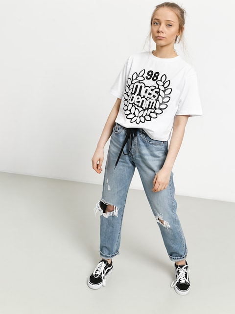 T-shirt MassDnm Base Wmn