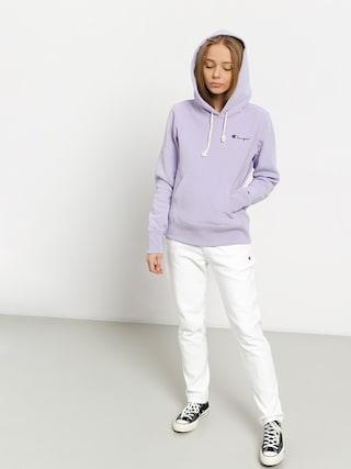Bluza z kapturem Champion Reverse Weave Hooded Sweatshirt HD Wmn (pli)