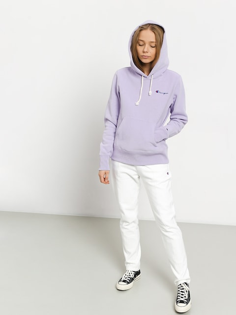 Bluza z kapturem Champion Hooded Sweatshirt HD Wmn (pli)