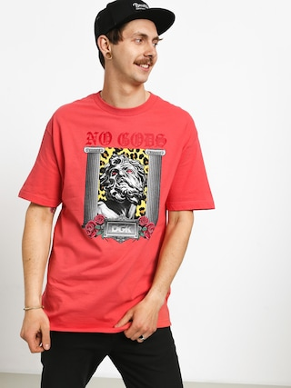 T-shirt DGK No Gods (coral)