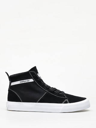 Buty Supra Stacks Mid (black white)