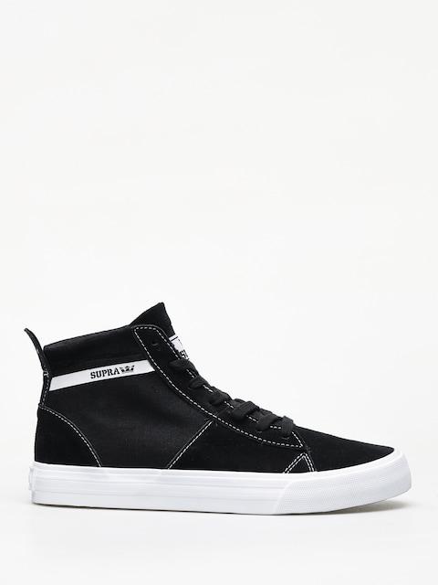 Buty Supra Stacks Mid (black white)