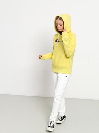 Spodnie Champion Premium Straight Hem Pants Wmn (wht)