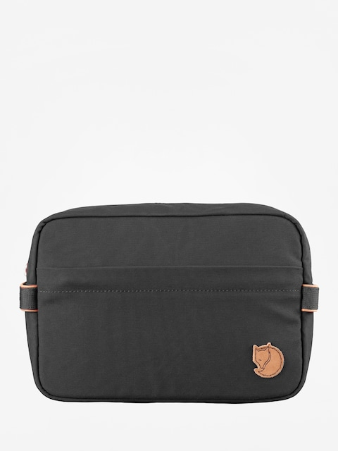 Kosmetyczka Fjallraven Travel Toiletry (dark grey)