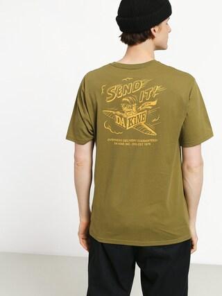 T-shirt Dakine Send It (olive drab)