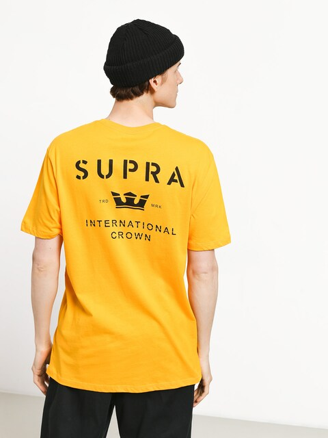 T-shirt Supra Trademark