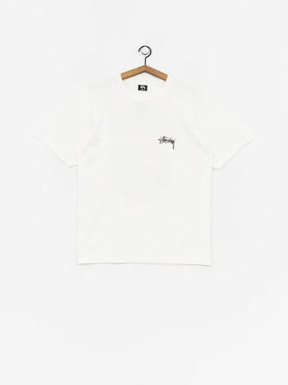 T-shirt Stussy 8 Ball Pig Dyed (natural)