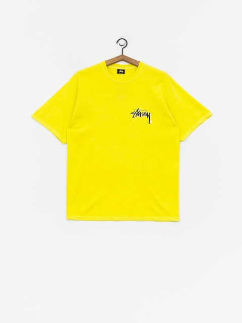 T-shirt Stussy Stock C Pig Dyed