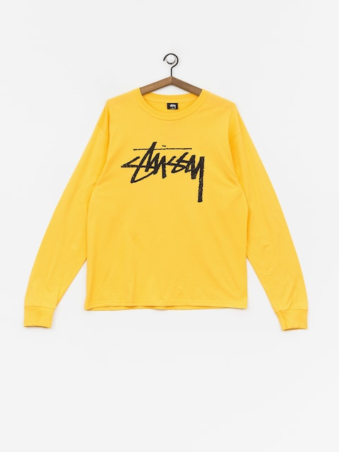 Longsleeve Stussy Stock Ls (orange)