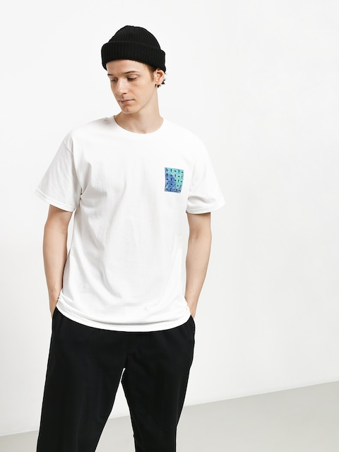T-shirt Emerica Blotter (white)