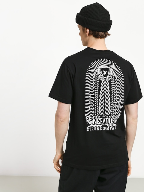 T-shirt Nervous Totem (black)