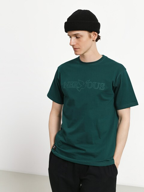T-shirt Nervous Classic (spruce)