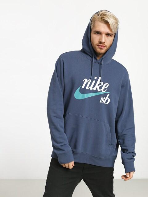 Bluza z kapturem Nike SB Sb Hoodie Washed Icon HD