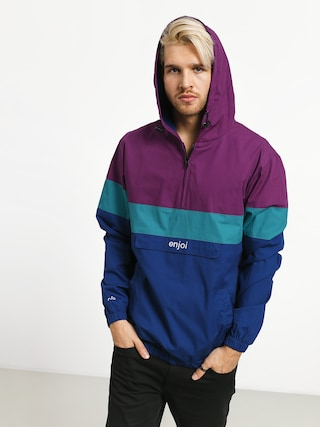 Kurtka Enjoi Handout Windbreaker (purple)
