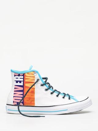 Trampki Converse Chuck Taylor All Star Hi Boardies (white/gnarly blue/white)