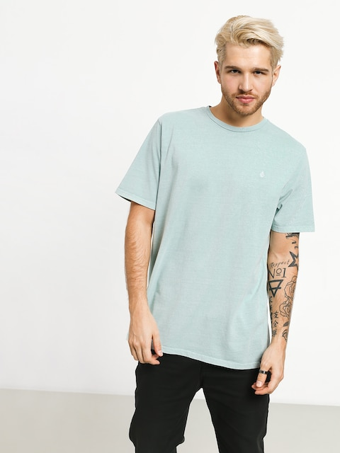 T-shirt Volcom Solid Stone Emb (sea)