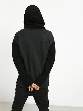 Bluza z kapturem Spitfire Big Head HD (charcoal/black/white)