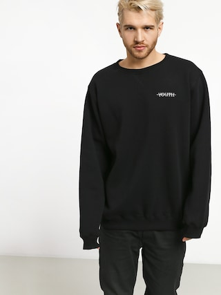 Bluza Youth Skateboards Logo (black)